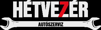 Hétvezér Karosszéria Javító Centrum Retina Logo